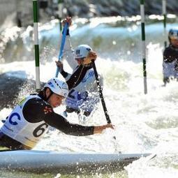 Canoë kayak : Trois français qualifiés pour le Mondial   Le canoë-kayak SLALOM avec PadL   Scoop.it