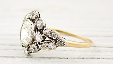 Everything you need to know about buying Antique Wedding Rings | Rings of the World | Scoop.it