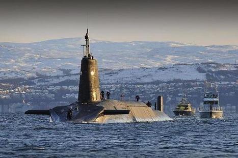 Royal Navy using Sonar Training Solution | Simulation Ready Workforce | Scoop.it