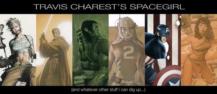 TRAVIS CHAREST'S SPACEGIRL | Machinimania | Scoop.it