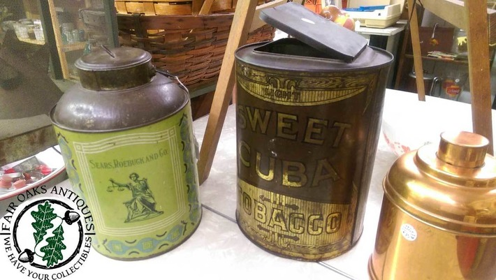 Antique Advertising Tins | Antiques & Vintage Collectibles | Scoop.it