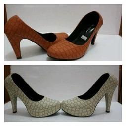 heels buaya - AyeshaShop.Com | UKM Online Indonesia | Scoop.it