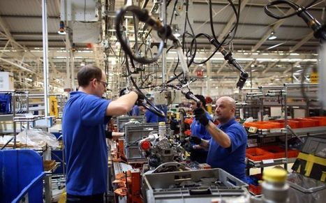 Wage increases threatened by slowing UK productivity growth | Lancaster University business media coverage | Scoop.it