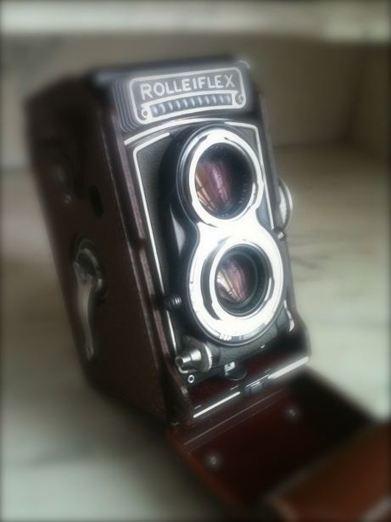 Un an avec mon Rolleiflex, de janvier à décembre 2013   L'actualité de l'argentique   Scoop.it