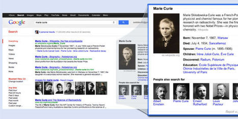 Google met à jour son moteur de recherche | Le Monde | Ca m'interpelle... | Scoop.it