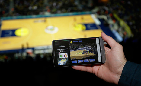 In a National First, Turkcell Live Trials LTE Broadcast During Basketball Game | Mobile Video Challenges Worldwide | Scoop.it