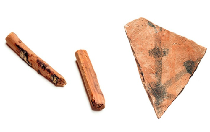 Unearthed sticks likely used as dice for game in Nara Period | The Archaeology News Network | Kiosque du monde : Asie | Scoop.it