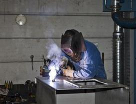 The 5 Types of Basic Welding Joints | Welding Innovations & Manufacturing | Scoop.it