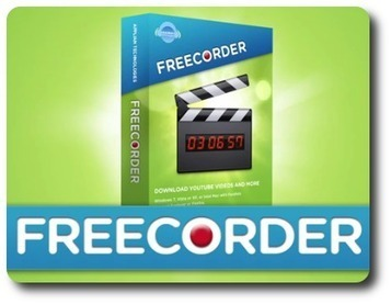Freecorder : pour enregistrer du son en streaming | Time to Learn | Scoop.it