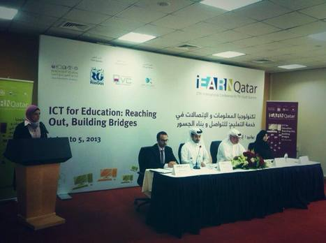 iEARN-Qatar Conference Press Event | How to Learn in 21st Century | Scoop.it