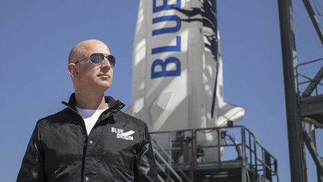 Jeff Bezos set to announce big news about Blue Origin's Florida launch plans | GeekWire | The NewSpace Daily | Scoop.it