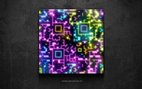 QR design | Share Some Love Today | Scoop.it