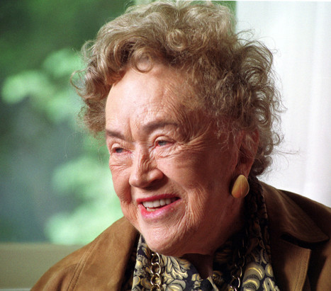 Chef's Amazing 7-Course Tribute To Julia Child | Food & chefs | Scoop.it