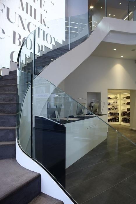 France : Le nouveau flagship store de Bodum s'équipe de deux écrans LED | Arch.eu | Scoop.it