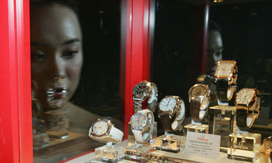 China calls time on import tariffs on Swiss watches | A2 Economics Unit 4 | Scoop.it