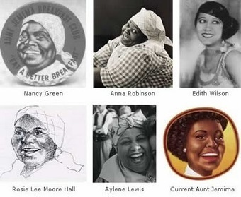 THROUGH ZENA'S EYES - BLACK HISTORY MONTH 2011: Feb 13 – Aunt Jemima: Negative Stereotype or Iconic Brand? | A Cultural History of Advertising | Scoop.it