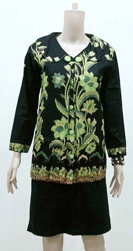 Model Baju Batik Wanita | Butik Batik Online - Ganitri | mischaYY | Scoop.it