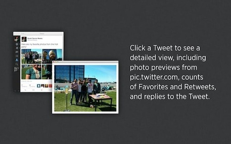 Twitter for Mac Update Includes Multi-Photo Tweets and Photo DMs | MarketingHits | Scoop.it