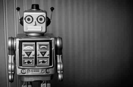 Hugh, le premier robot bibliothécaire, prendra son poste à la rentrée | BiblioLivre | Scoop.it