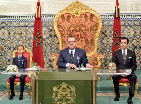 Régionalisation avancée, une priorité au Sahara   Le Soir-echos   Actualités des régions du Maroc   Scoop.it