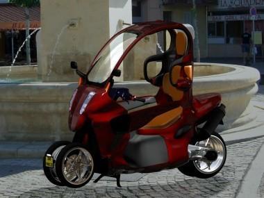 Casagemas Concept W8 : pertinence et esprit d'initiative pour un véhicule innovant - Webcarnews   Vehicule innovant 2013   Scoop.it