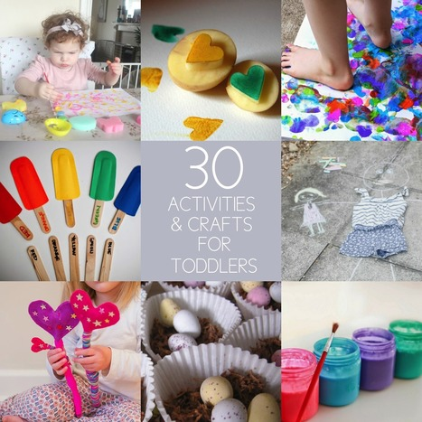 Oh So Amelia | Arts & Crafts | Scoop.it