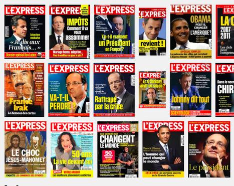 Crise à «l'Express», 125salariés menacés | Les médias face à leur destin | Scoop.it