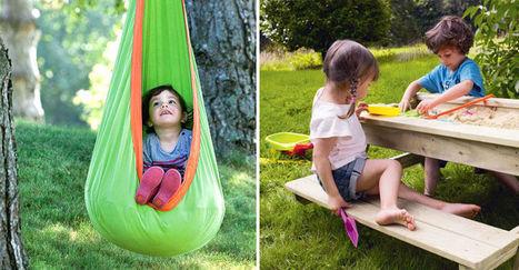 Les enfants au jardin : des idées pour les occuper - CôtéMaison.fr | Potager & Jardin | Scoop.it