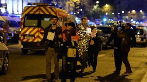 Ces héros qui ont sauvé des vies au cours des attentats de Paris | We need new stories | Scoop.it