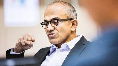 Microsoft names Nadella as new boss | A2 Business Section B Case Studies | Scoop.it