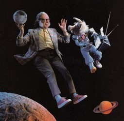 Isaac Asimov on Curiosity, Taking Risk, and the Value of Space Exploration in Muppets Magazine | Anytime Anywhere Learning | Scoop.it