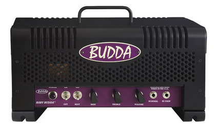 NAMM 2012: Baby Budda Amplifier | Guitar News from NAMM 2012 | Scoop.it