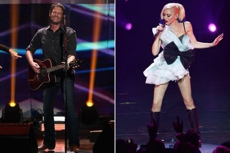 Blake Shelton and Gwen Stefani Address Relationship Rumors | Country Music Today | Scoop.it