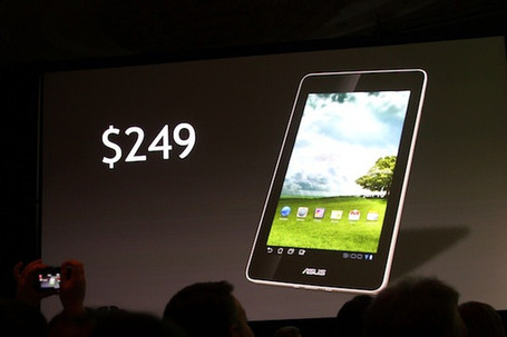 Asus and Google rumoured to partner on a $199 7-inch Tegra 3-powered Nexus tablet, Google Play? | MobileandSocial | Scoop.it