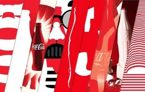 #MashupCoke, la bouteille Coca Cola a 100 ans ! | #Graphisme #Webdesign #Communication #Publicité | Scoop.it