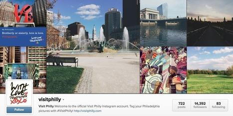Social Media Best Practices in Travel: Instagram   Culture   Scoop.it