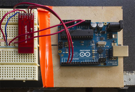 Android and Arduino Bluetooth communication   Arduino progz   Scoop.it
