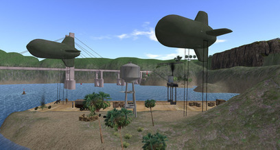 Jeogeot Gulf, Lordshore Cove Wharf, Lordshore- Second life | Second Life Destinations | Scoop.it