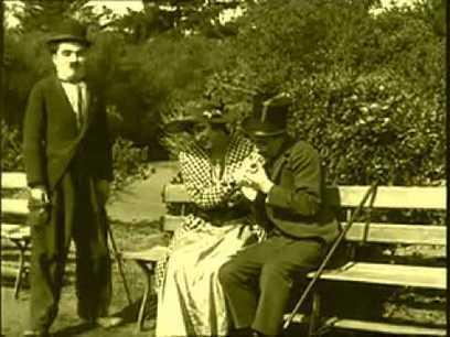 "Charlie Chaplin in ""In the Park"" | Film History | Scoop.it"