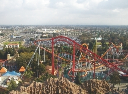 Don't Miss Out on All the Summer Fun at Knott's! | Travel | Scoop.it