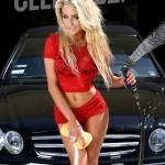 Courtney Stodden lave votre Mercedes ! - photos sexy   Radio Planète-Eléa   Scoop.it