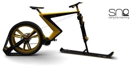 Sno: dalla Turchia la bici da neve che cammina sullo sci (FOTO) | EcoTurismo e Mobilità Sostenibile | Scoop.it