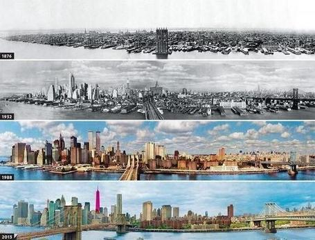 New York's Changing Skyline | Geography Education | Scoop.it