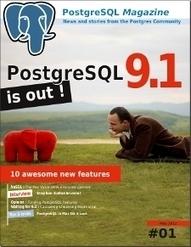 01:start [PostgreSQL Magazine] | Spatial Technology | Scoop.it