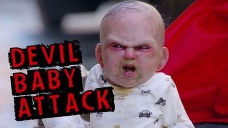 Watch a Devil Baby Terrify New Yorkers in Prank Video | Creative marketing ideas | Scoop.it