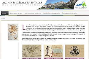 GénéInfos: 21 novembre : ouverture du site des Archives des Hautes-Pyrénées | Vallée d'Aure - Pyrénées | Scoop.it