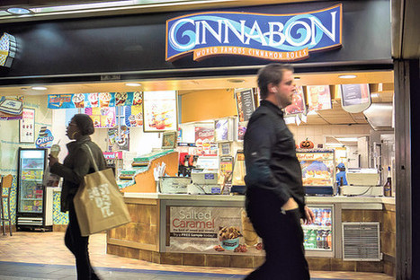 Do you find the smell of cinnamon buns irresistible? It's all part of Cinnabon's plan. | Sensory Branding | Scoop.it