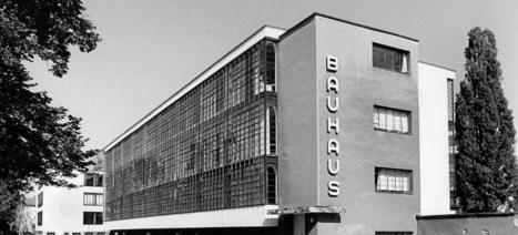 L'architecture du Bauhaus n'a pas pris une ride - C.J.F.A.I   On en parle...   Bibliothèque de l'INSA de Strasbourg   Scoop.it