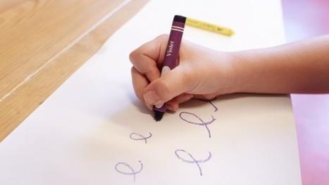 Handschrift: Tastatur schlägt Stift - oder umgekehrt? | Next Generation Learning | Scoop.it