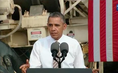 Obama Puts Republican's Shutdown Quote On Blast   Daily Crew   Scoop.it